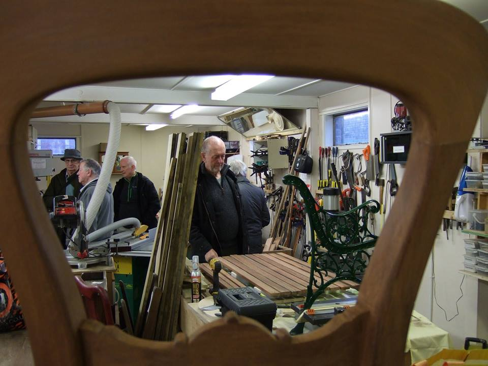 Westhill Men's Shed 1