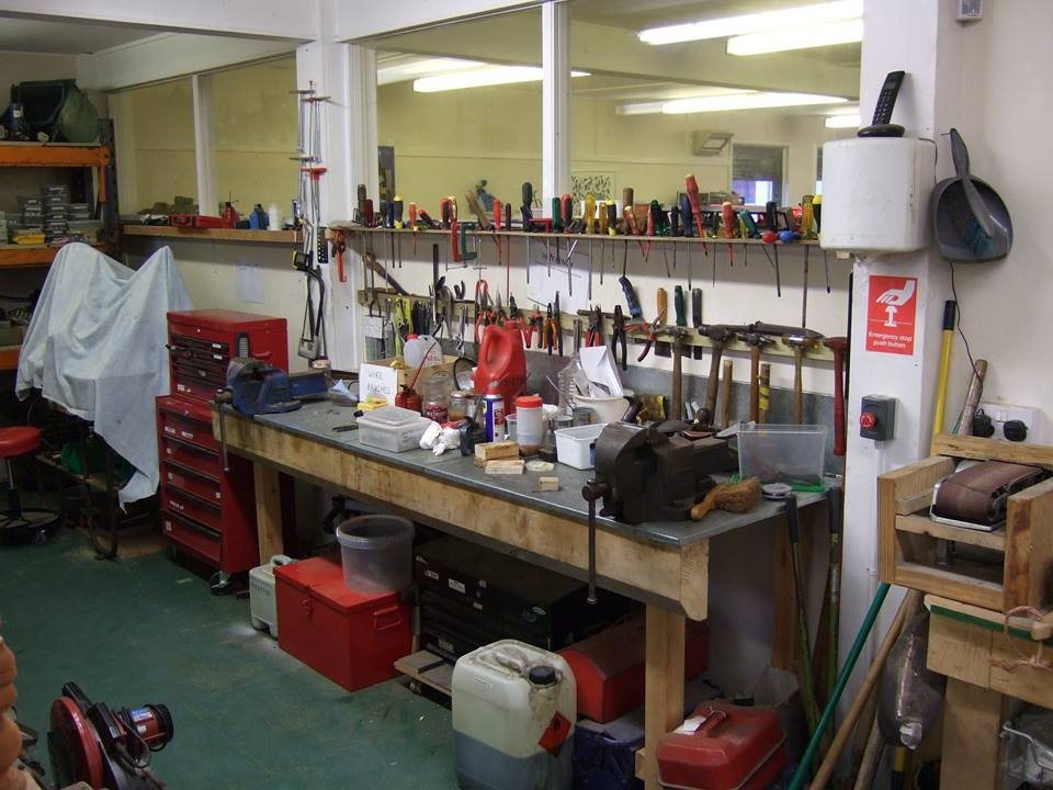 Westhill Men's Shed 2